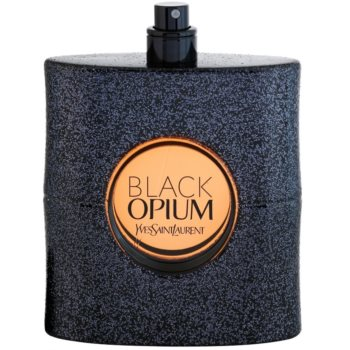 Yves Saint Laurent Black Opium Eau De Parfum tester for Women 3 oz YSLBLOW_BEDP10