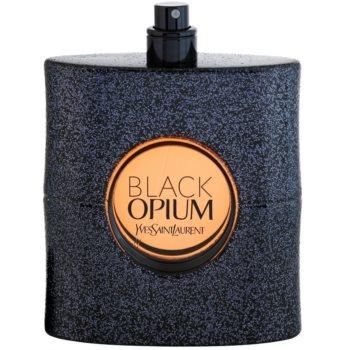 Yves Saint Laurent Black Opium Eau De Parfum tester for Women 3 oz YSLBLOW_BEDP10