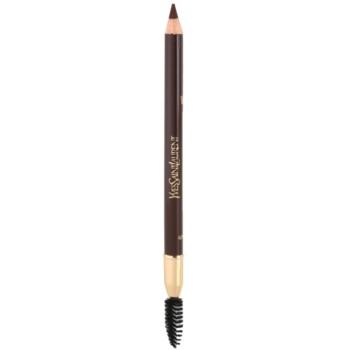 Yves Saint Laurent Dessin des Sourcils Eyebrow pencil Color 2 Dark Brown  0.045 oz YSLDDSW_KEYP10