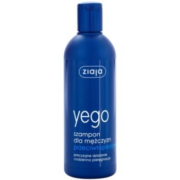 Ziaja Yego Anti - Dandruff Shampoo For Men 10 oz