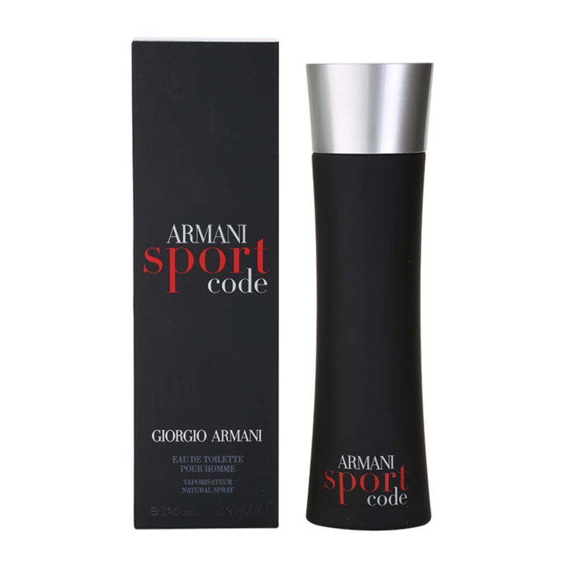 armani code sport eau de toilette f r herren 125 ml. Black Bedroom Furniture Sets. Home Design Ideas