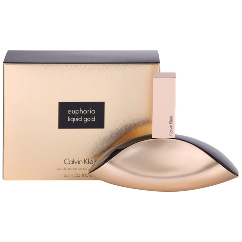 calvin klein euphoria liquid gold eau de parfum f r damen. Black Bedroom Furniture Sets. Home Design Ideas