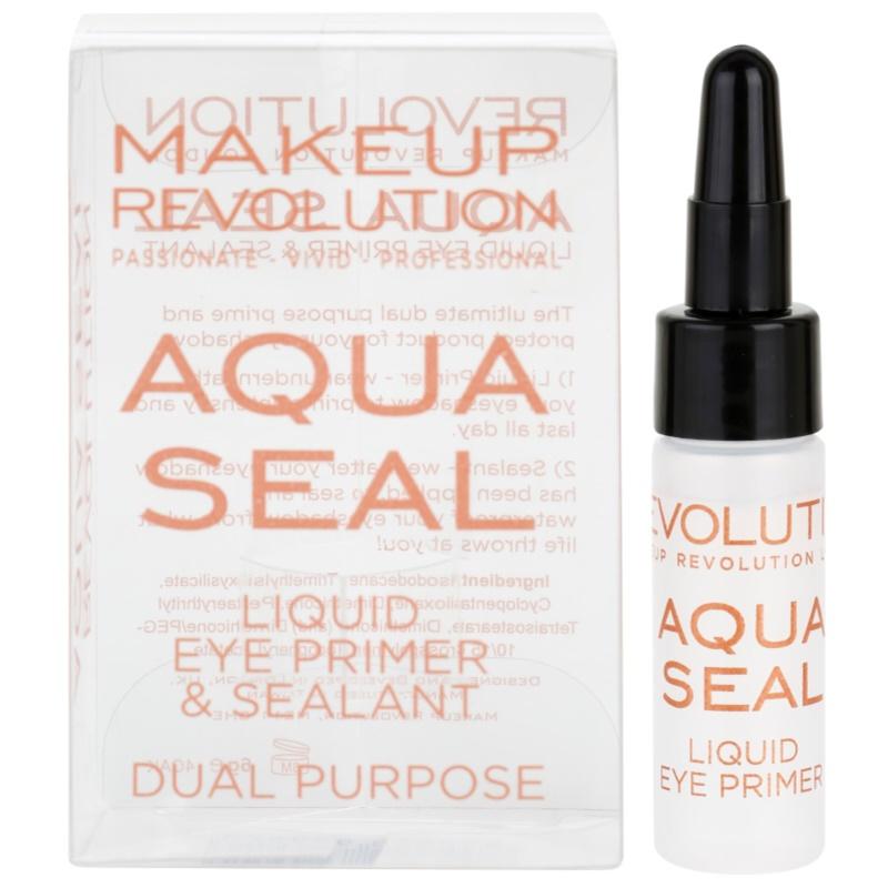 Eye makeup sealer