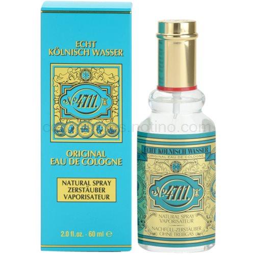 4711 Original 60 ml plnitelná kolínská voda