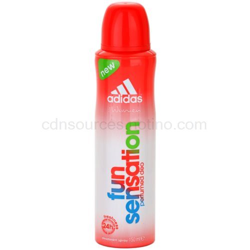 Adidas Fun Sensation 150 ml deospray