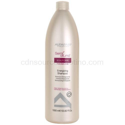 Alfaparf Milano Semí Dí Líno Scalp Care energizující šampon proti padání vlasů 1000 ml