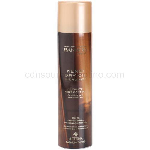 Alterna Bamboo Smooth ultrajemná mlha pro výživu a lesk (Kendi Dry Oil Micromist) 170 ml