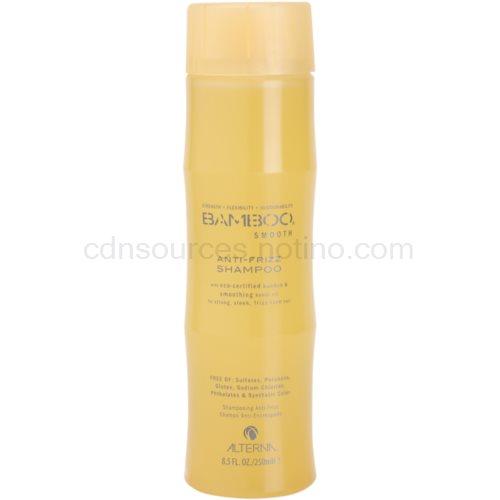 Alterna Bamboo Smooth šampon proti krepatění bez sulfátů a parabenů (Anti-Frizz Shampoo) 250 ml