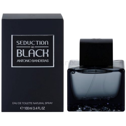 Antonio Banderas Seduction in Black 100 ml toaletní voda