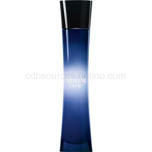 Armani Code Woman 75 ml parfémovaná voda
