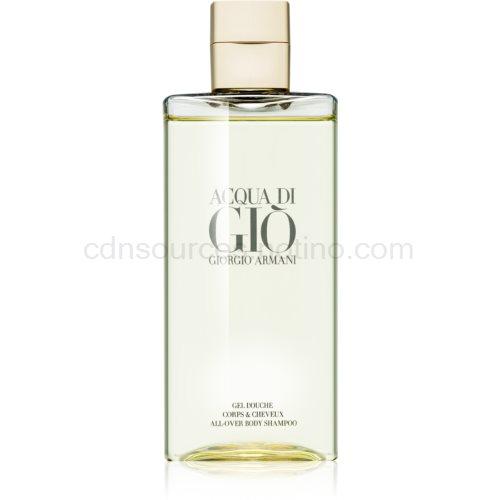 Armani Acqua di Giò Pour Homme 200 ml sprchový gel pro muže sprchový gel