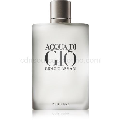 Armani Acqua di Gio Pour Homme 200 ml toaletní voda