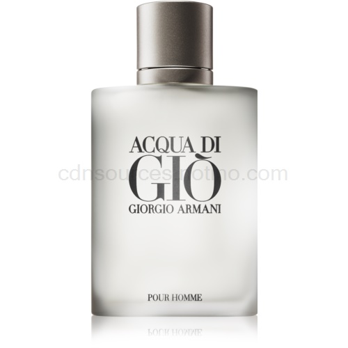 Armani Acqua di Gio Pour Homme 100 ml toaletní voda