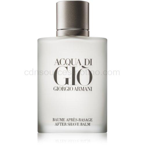 Armani Acqua di Gio Pour Homme 100 ml balzám po holení