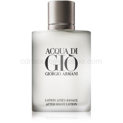 Armani Acqua di Gio Pour Homme 100 ml voda po holení