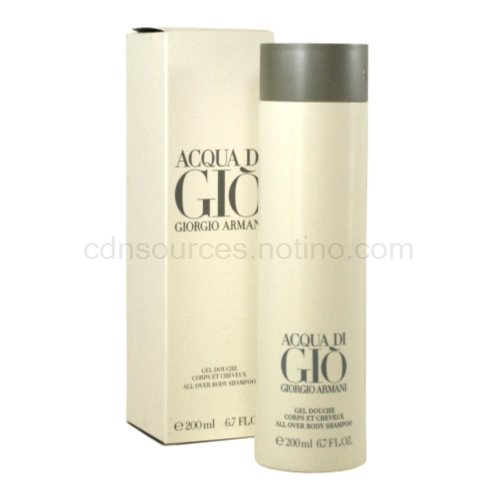 Armani Acqua di Gio Pour Homme 200 ml sprchový gel