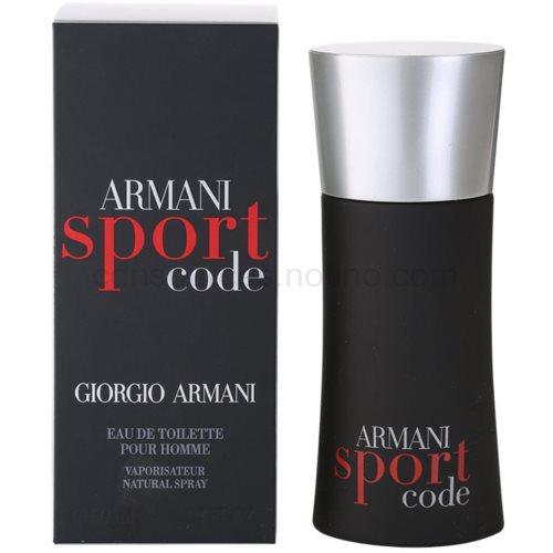 Armani Code Sport 50 ml toaletní voda