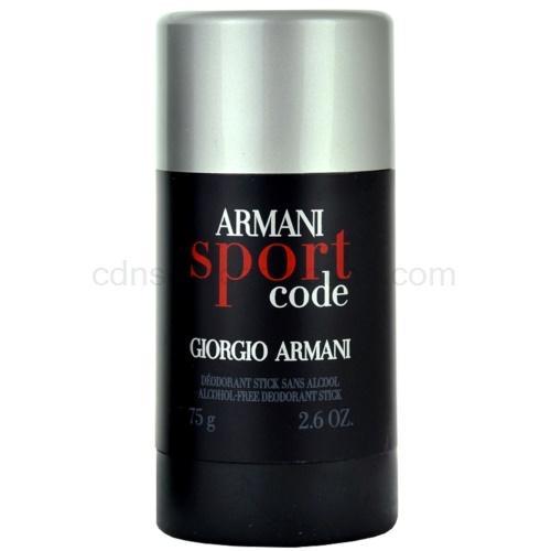 Armani Code Sport 75 ml deostick