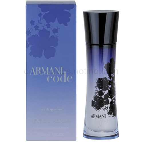 Armani Code Woman 30 ml parfémovaná voda