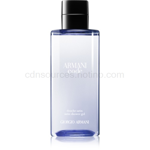 Armani Code Woman 200 ml sprchový gel