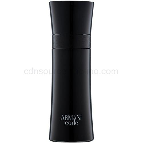 Armani Code 75 ml toaletní voda