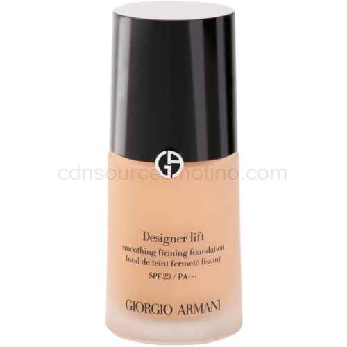 Armani Designer Lift liftingový a zpevňující make-up odstín 5,5 SPF 20 (Smoothing Firming Foundation) 30 ml