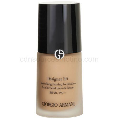 Armani Designer Lift liftingový a zpevňující make-up odstín 7 Tan SPF 20 (Smoothing Firming Foundation) 30 ml