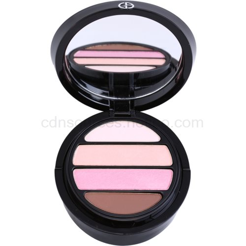Armani Eyes To Kill Quad oční stíny odstín 7 Blush 4 g