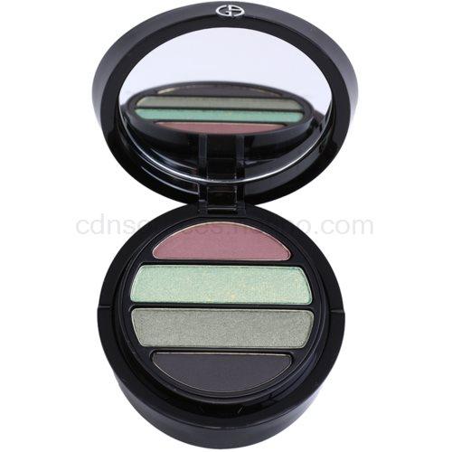 Armani Eyes To Kill Quad oční stíny odstín 9 Medusa (4 Color Eyeshadow Palette) 4 g