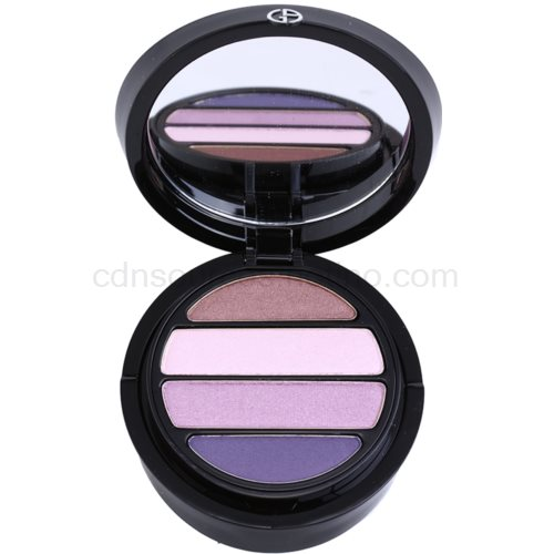 Armani Eyes To Kill Quad oční stíny odstín 12 Fatale (4 Color Eyeshadow Palette) 4 g