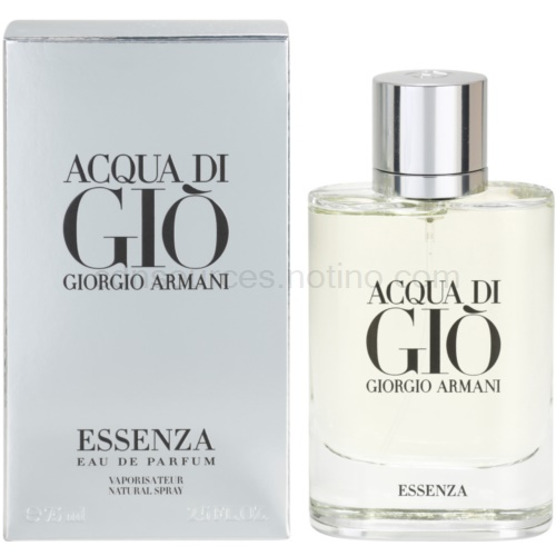 Armani Acqua di Gio Essenza 75 ml parfémovaná voda