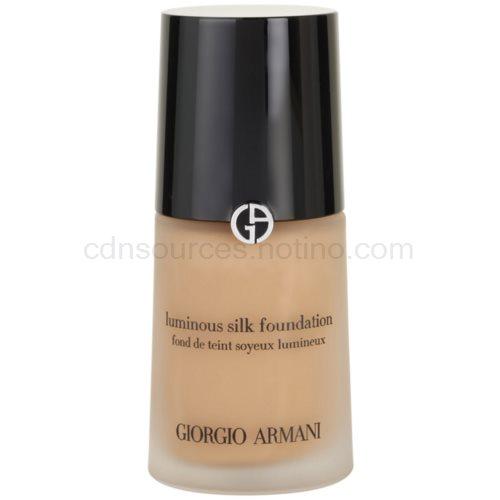 Armani Luminous Silk Foundation fluidní make-up odstín 8 Caramel 30 ml