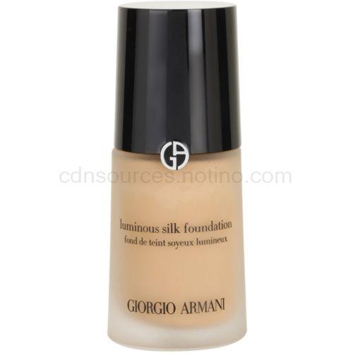 Armani Luminous Silk Foundation fluidní make-up odstín 6,5 Tawny 30 ml