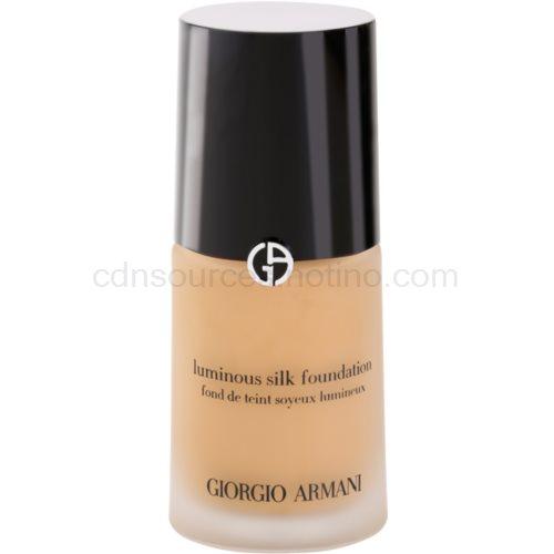 Armani Luminous Silk Foundation fluidní make-up odstín 6 Golden Beige 30 ml