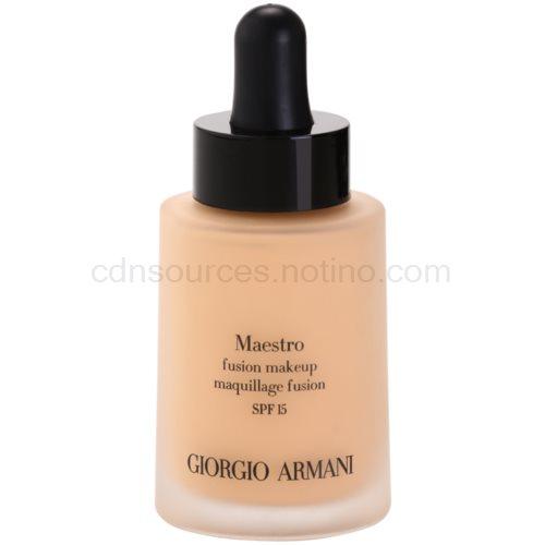 Armani Maestro lehký make-up odstín 4,5 SPF 15 30 ml