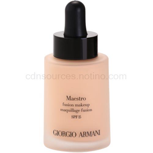 Armani Maestro lehký make-up odstín 5 SPF 15 30 ml