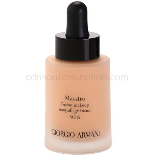 Armani Maestro lehký make-up odstín 5,5 SPF 15 (Fusion Makeup) 30 ml