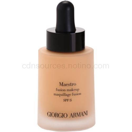 Armani Maestro lehký make-up odstín 6 SPF 15 (Fusion Makeup) 30 ml