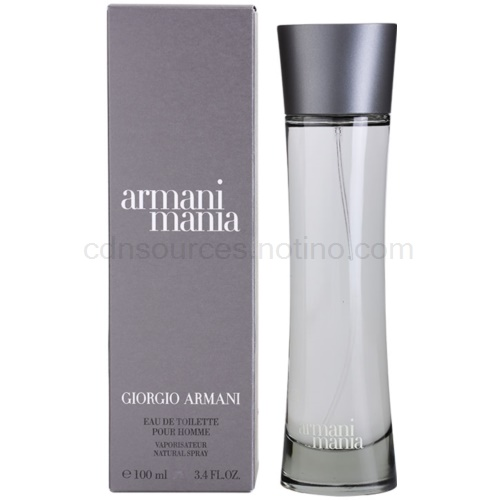 Armani Mania for Men 100 ml toaletní voda