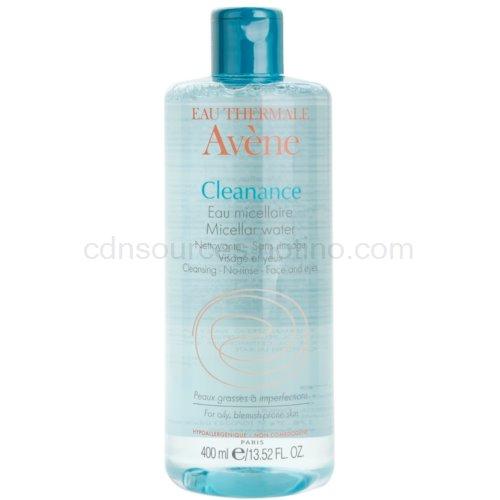 Avène Cleanance Cleanance micelární čisticí voda pro problematickou pleť, akné 400 ml