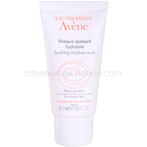 Avène Skin Care zklidňující a hydratační maska 50 ml
