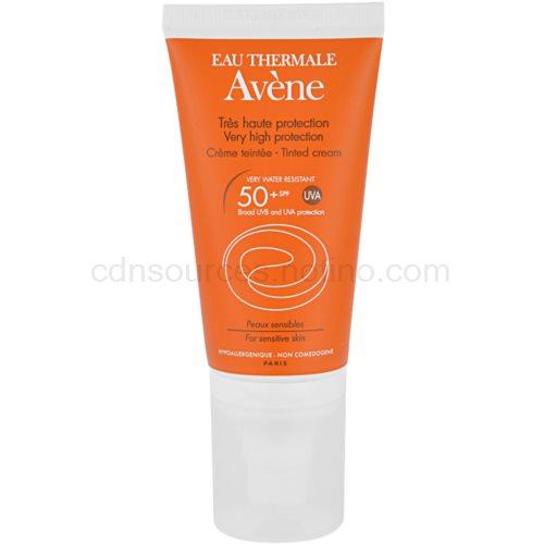 Avène Sun Sensitive tónovací krém na opalování SPF 50+ 50 ml
