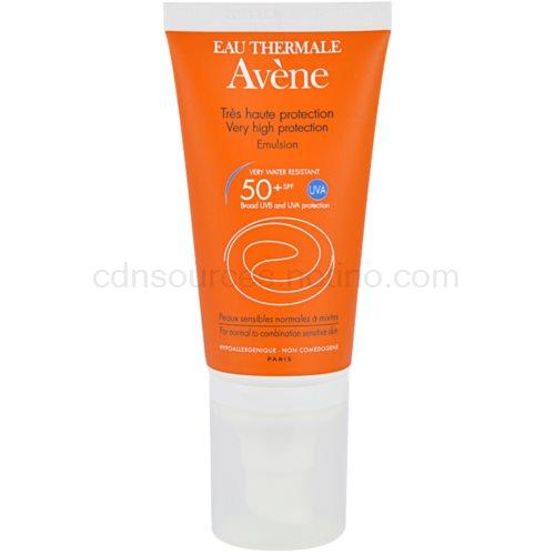 Avène Sun Sensitive emulze na opalování SPF 50+ 50 ml