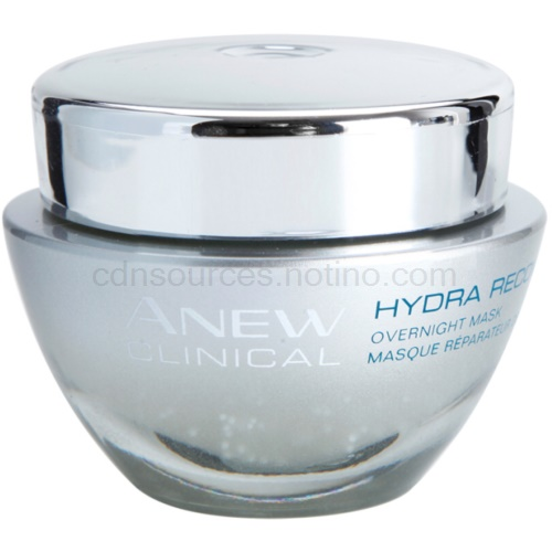 Avon Anew Clinical noční hydratační maska (Overnight Mask) 50 ml