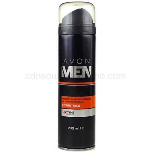 Avon Men Essentials pěnivý gel na holení 200 ml