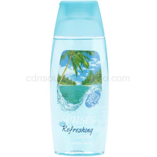 Avon Senses Lagoon Clean and Refreshing osvěžující sprchový gel 250 ml