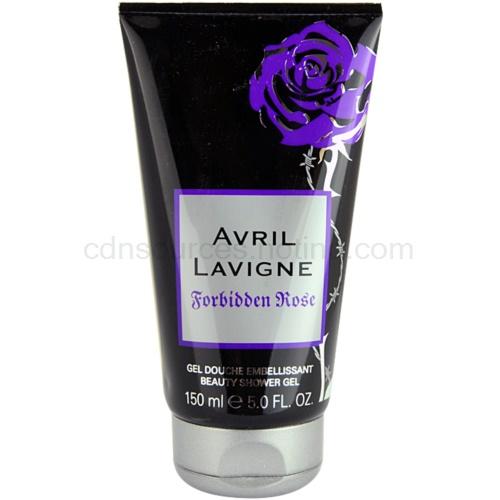 Avril Lavigne Forbidden Rose 150 ml sprchový gel