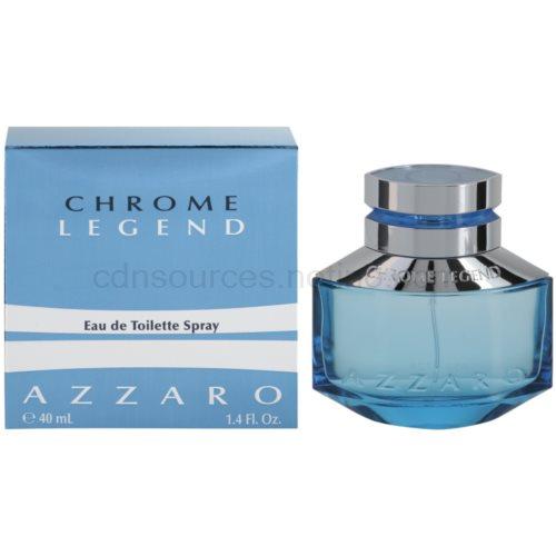 Azzaro Chrome Legend 40 ml toaletní voda