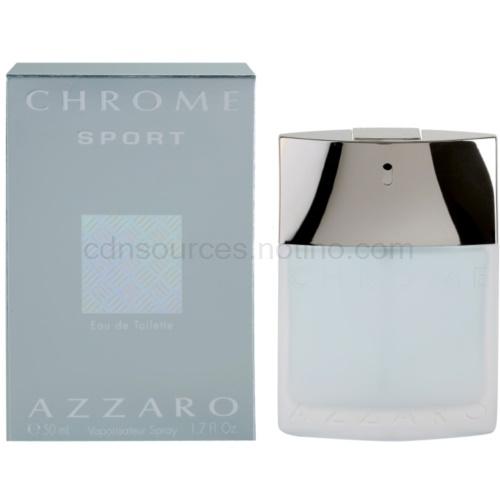 Azzaro Chrome Sport 50 ml toaletní voda