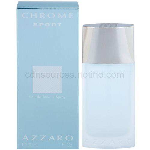 Azzaro Chrome Sport 30 ml toaletní voda